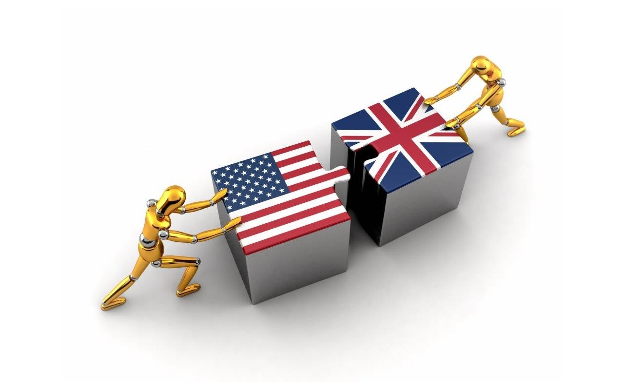 britain america together