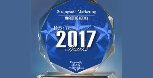 best of marketing award
