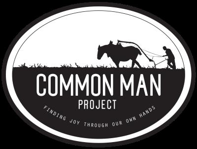 Common Man Logo