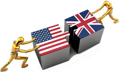 US UK puzzle