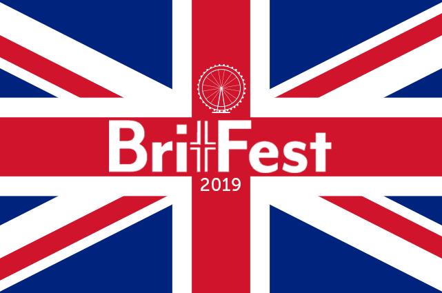 BritFest 2019 Logo